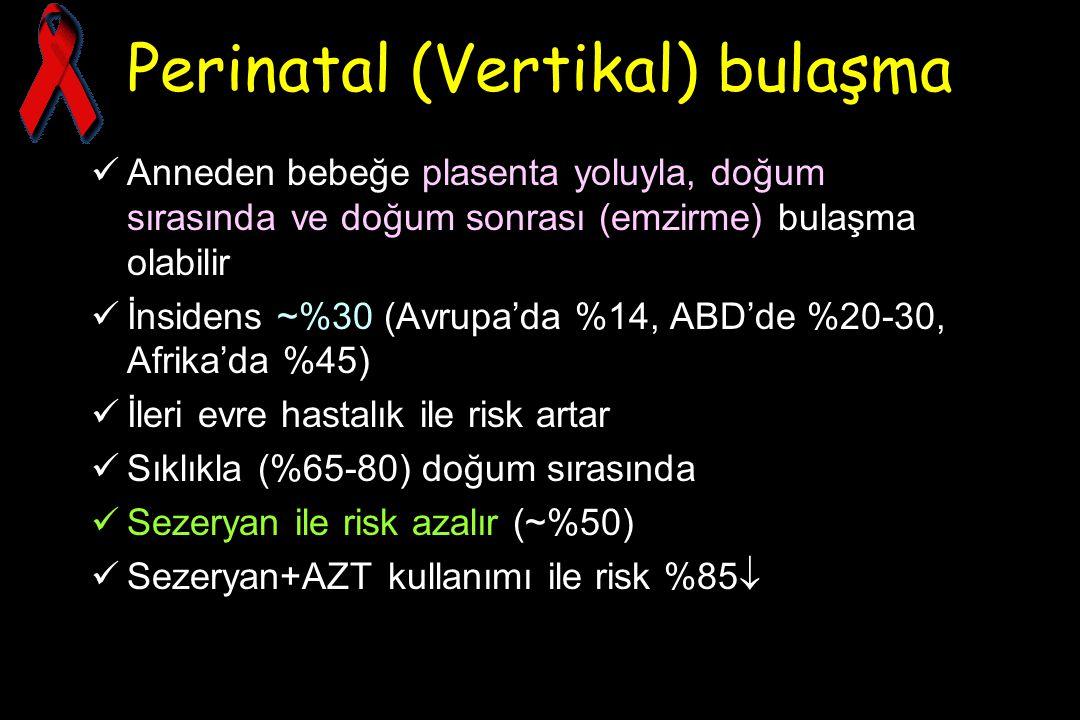 Perinatal (Vertikal) bulaşma