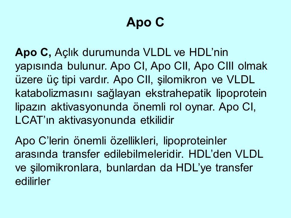 Apo C
