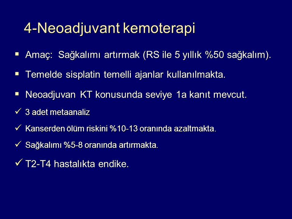 4-Neoadjuvant kemoterapi