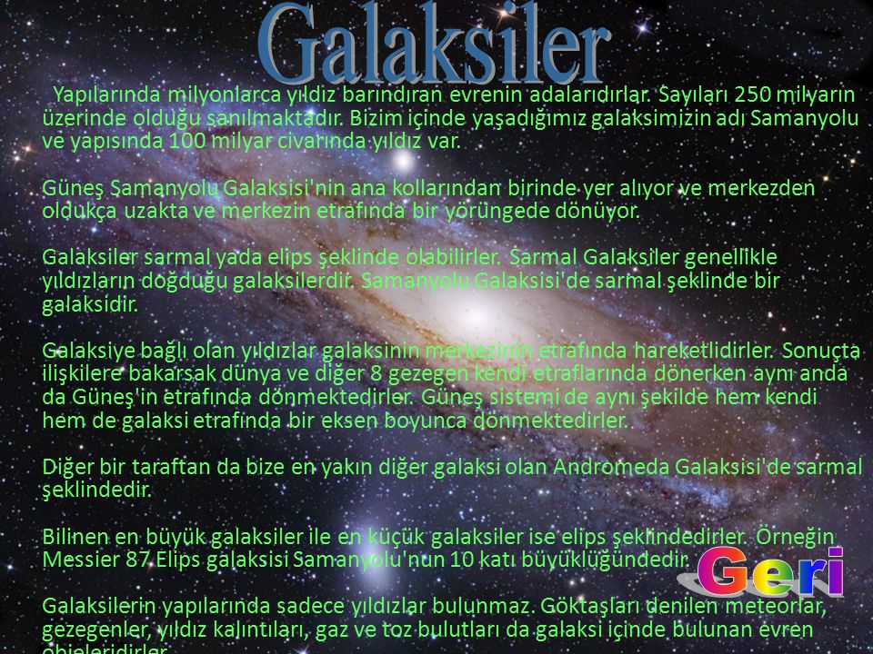 Galaksiler