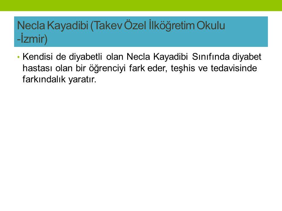 Necla Kayadibi (Takev Özel İlköğretim Okulu -İzmir)