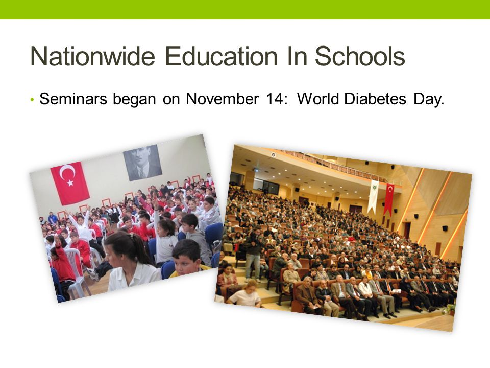 Nationwide Education In Schools