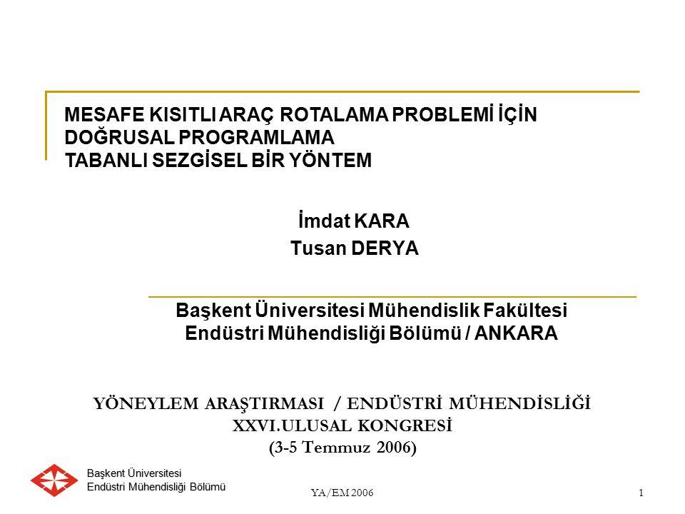 Başkent Üniversitesi Mühendislik Fakültesi