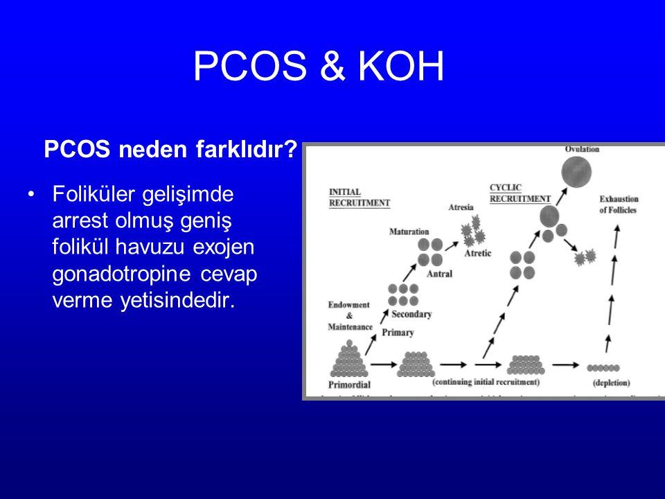 PCOS & KOH PCOS neden farklıdır