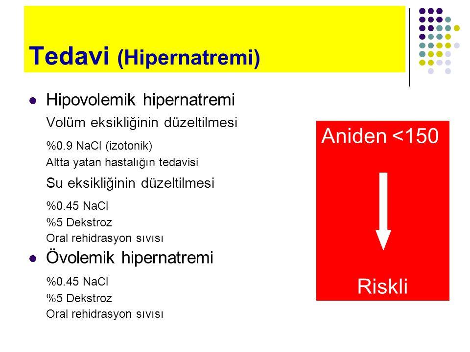 Tedavi (Hipernatremi)
