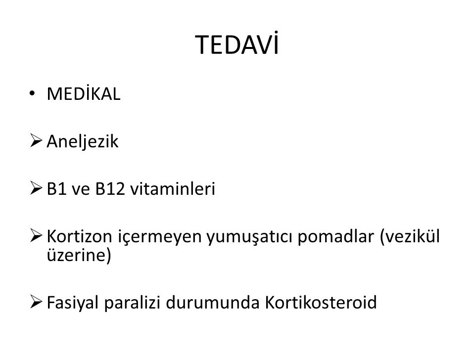 TEDAVİ MEDİKAL Aneljezik B1 ve B12 vitaminleri