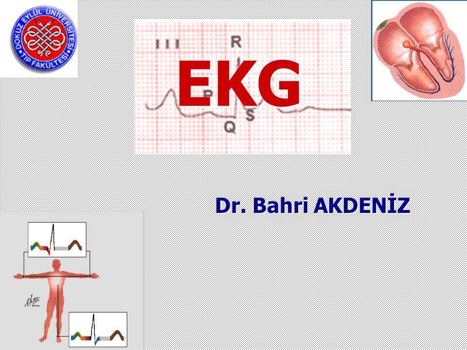EKG Dr. Bahri AKDENİZ
