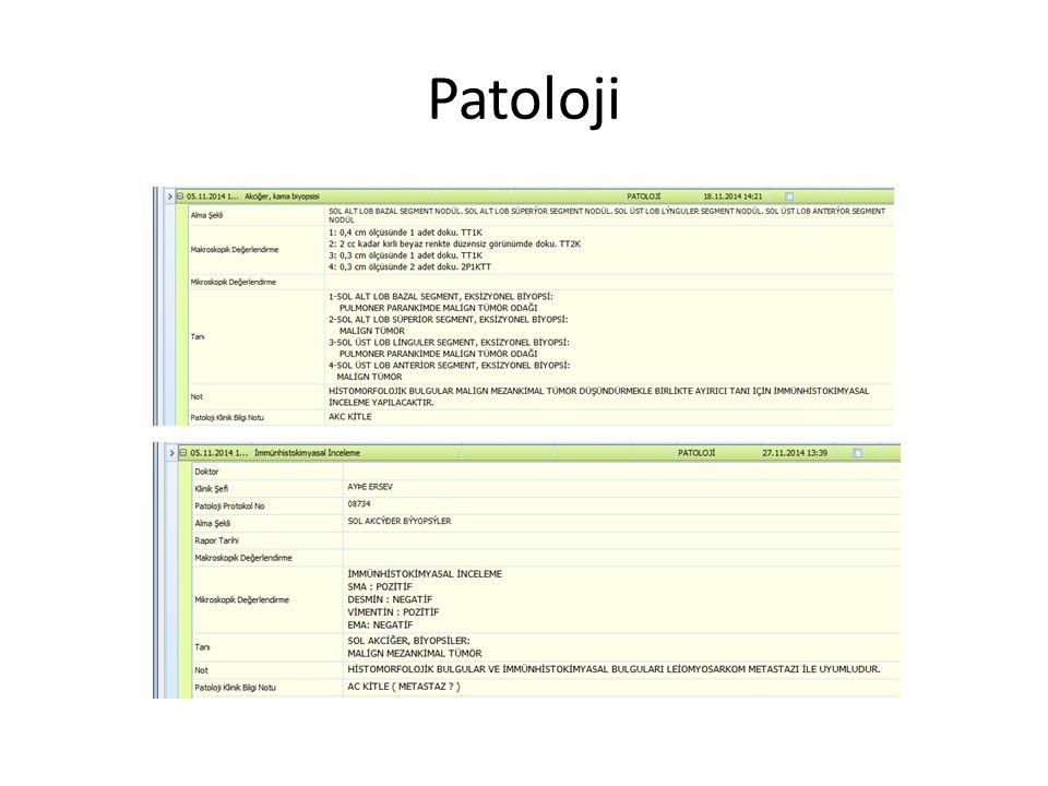 Patoloji