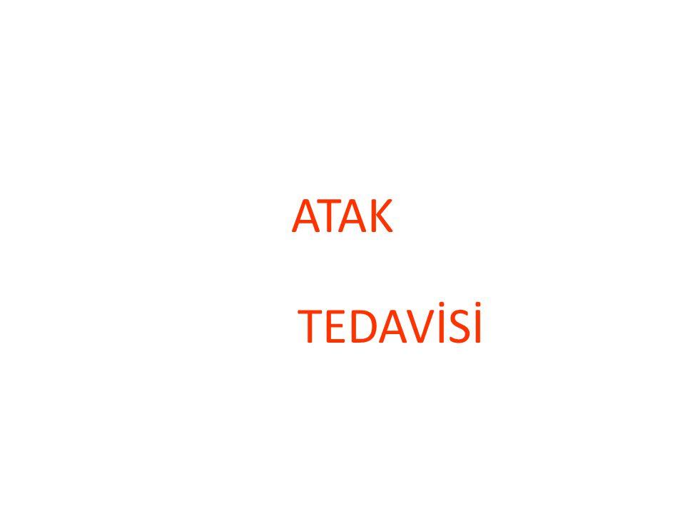 ATAK TEDAVİSİ