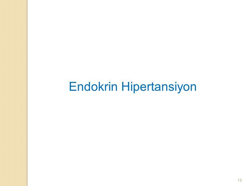 Endokrin Hipertansiyon