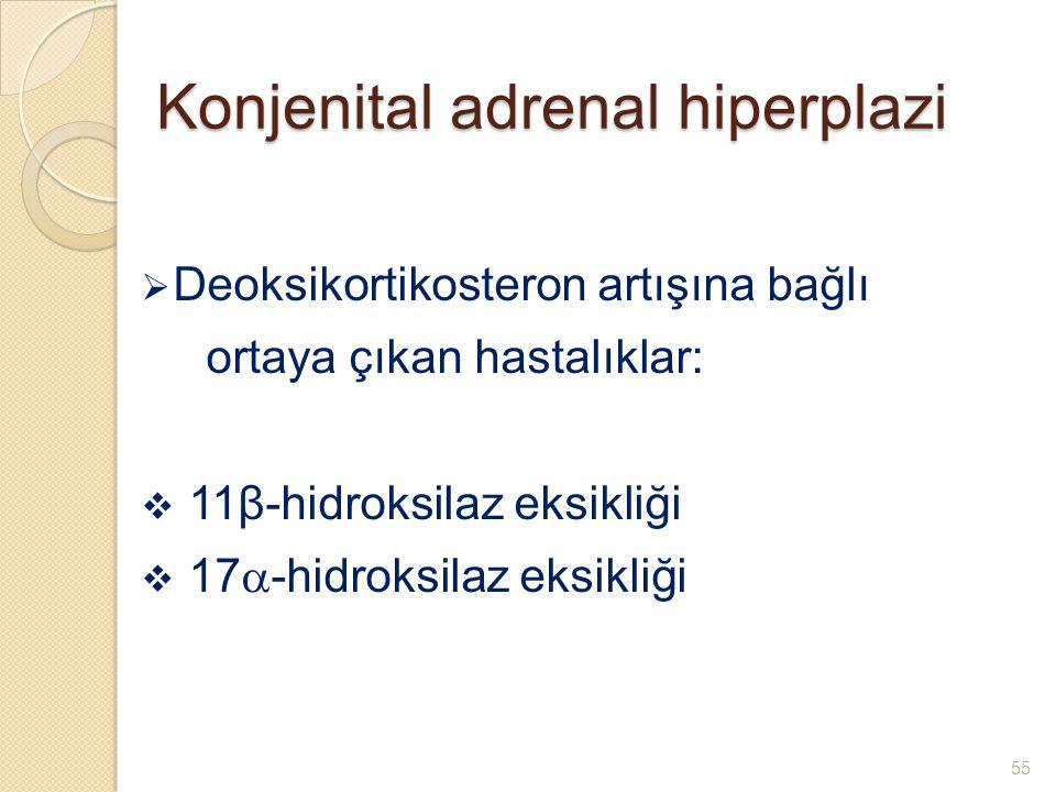 Konjenital adrenal hiperplazi