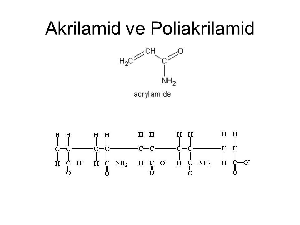 Akrilamid ve Poliakrilamid