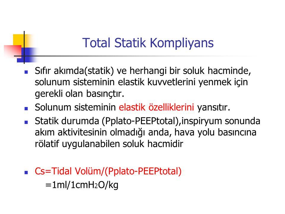 Total Statik Kompliyans