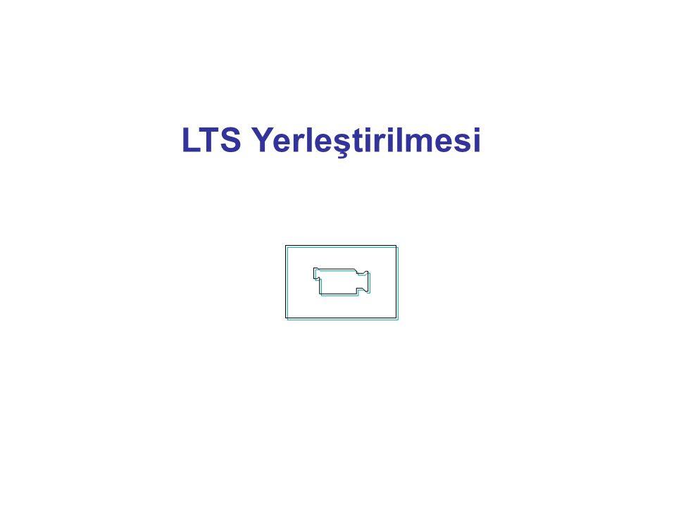 LTS Yerleştirilmesi