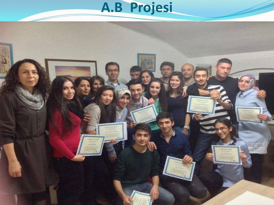 A.B Projesi