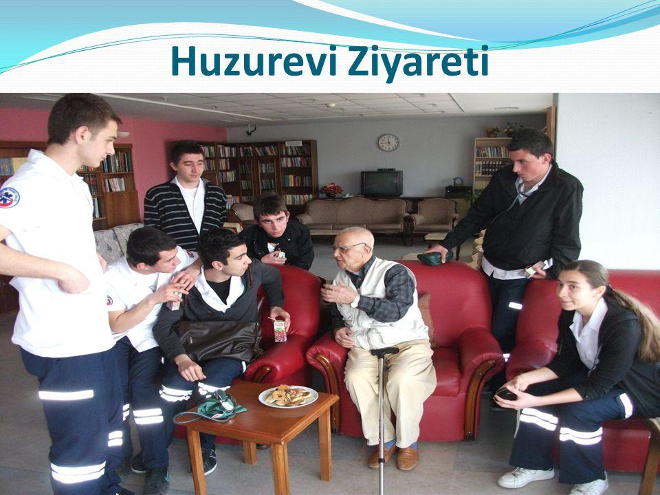 Huzurevi Ziyareti