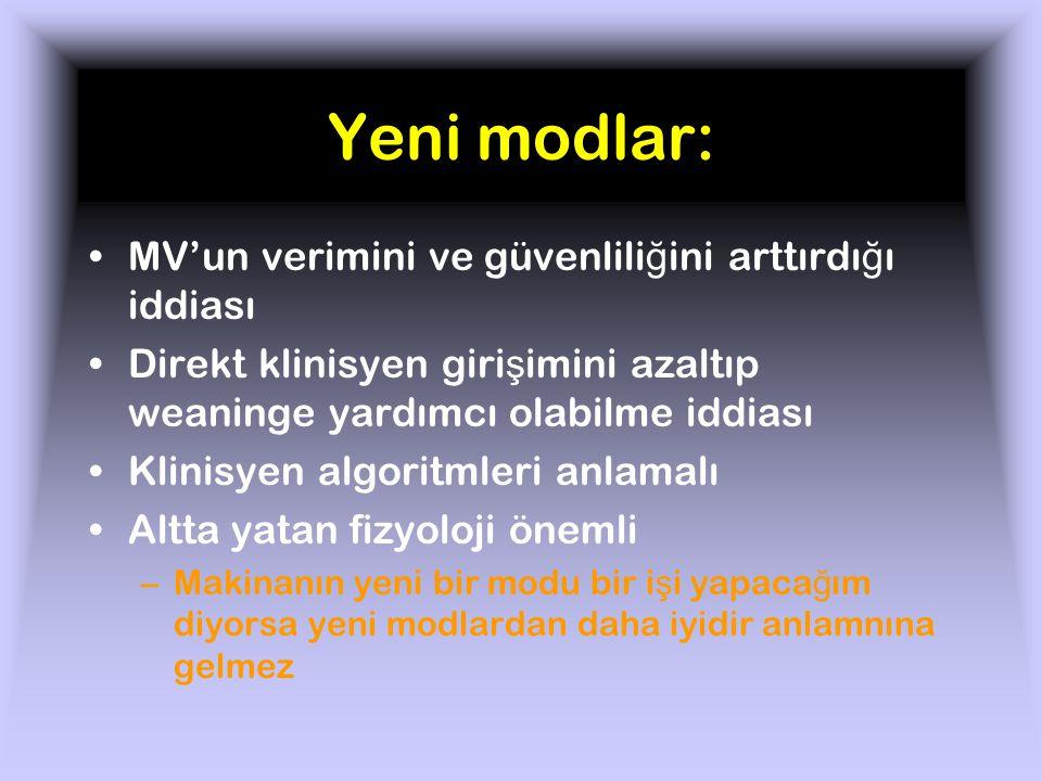 Yeni modlar: MV'un verimini ve güvenliliğini arttırdığı iddiası