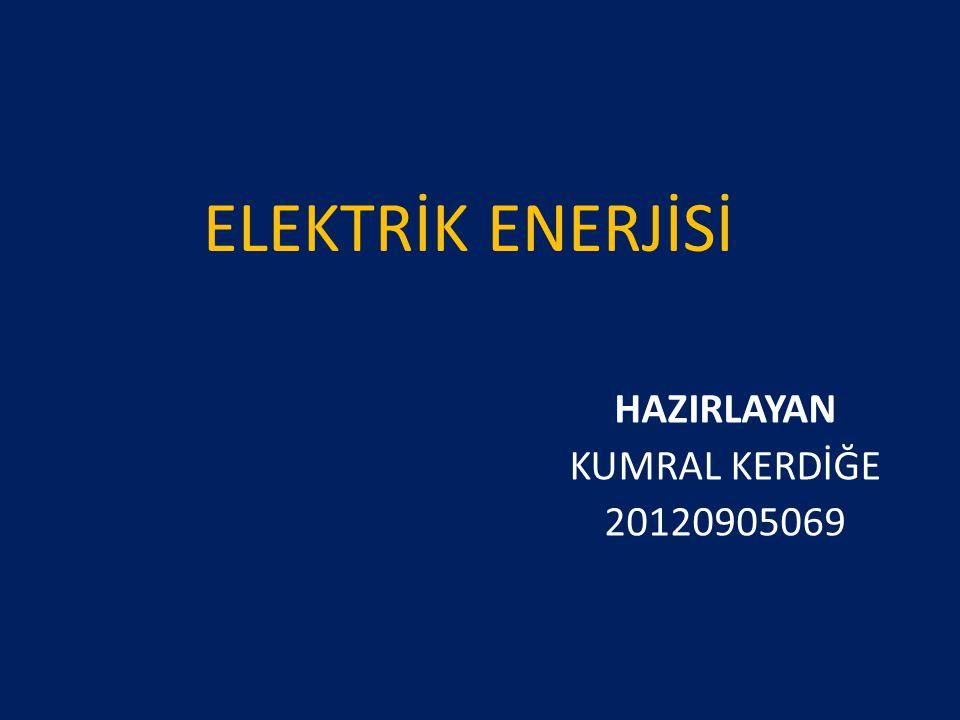 HAZIRLAYAN KUMRAL KERDİĞE 20120905069
