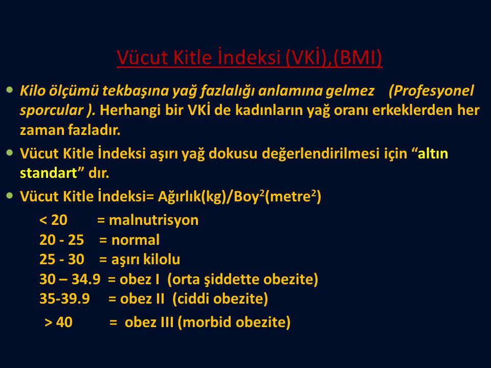 Vücut Kitle İndeksi (VKİ),(BMI)