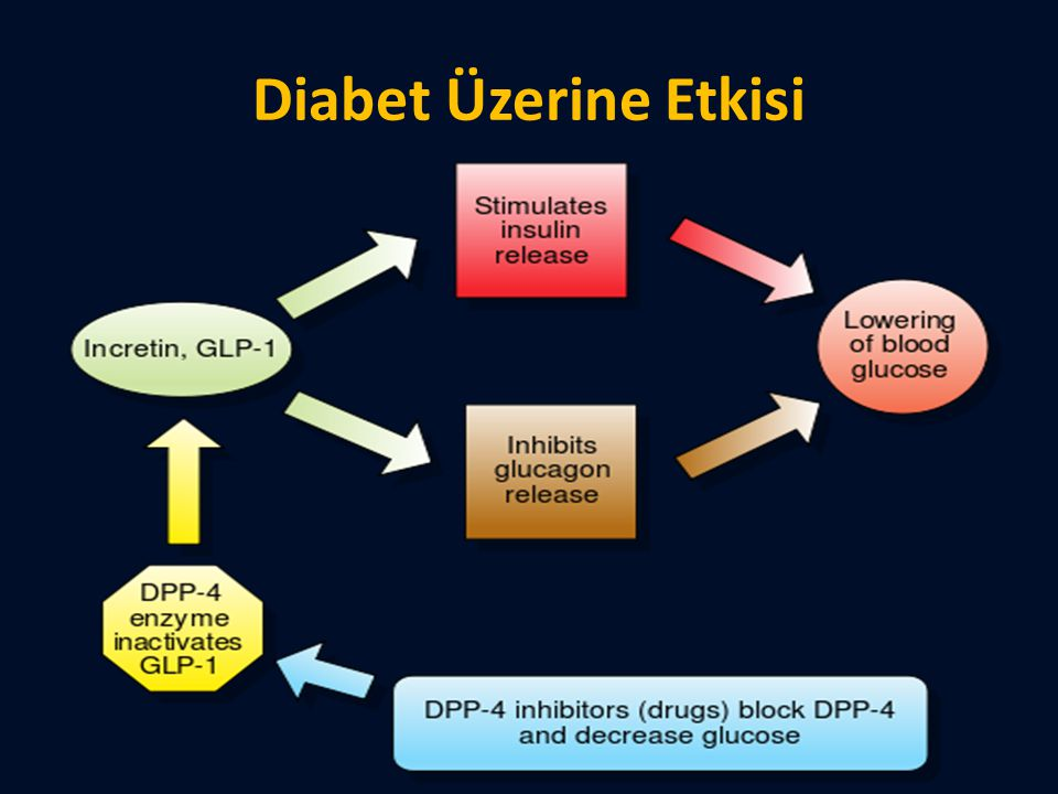 Diabet Üzerine Etkisi