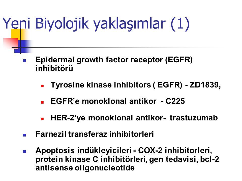 Yeni Biyolojik yaklaşımlar (1)