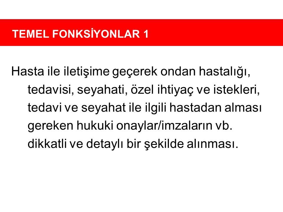 TEMEL FONKSİYONLAR 1