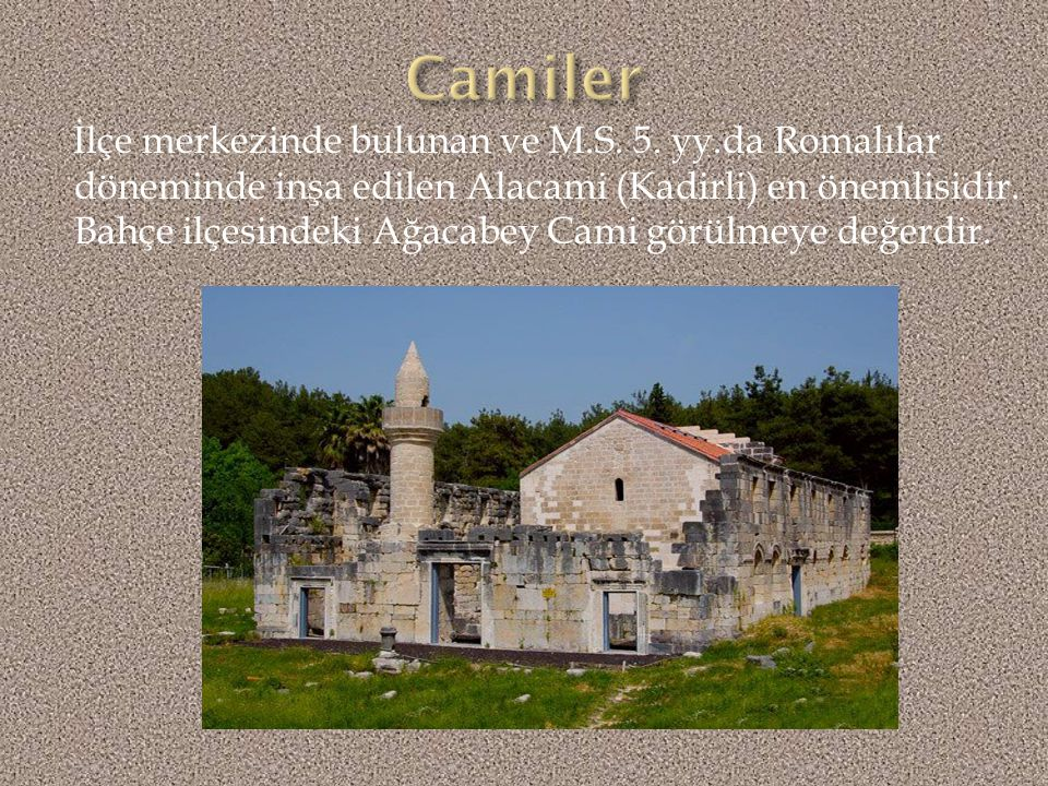 Camiler