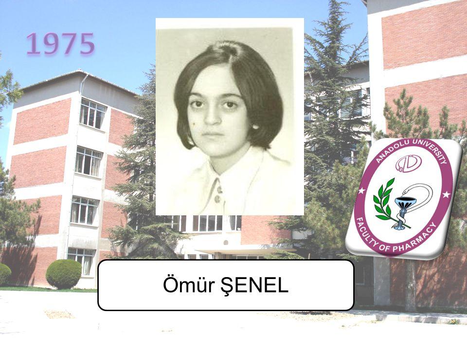 1975 Ömür ŞENEL