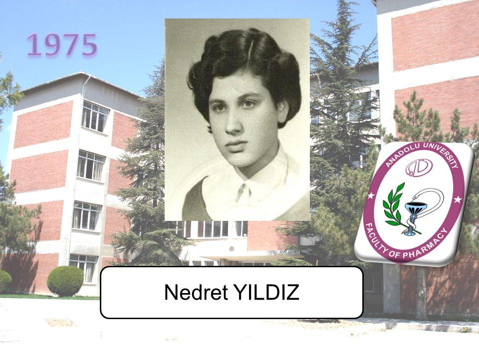 1975 Nedret YILDIZ