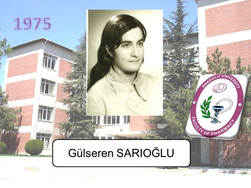 1975 Gülseren SARIOĞLU