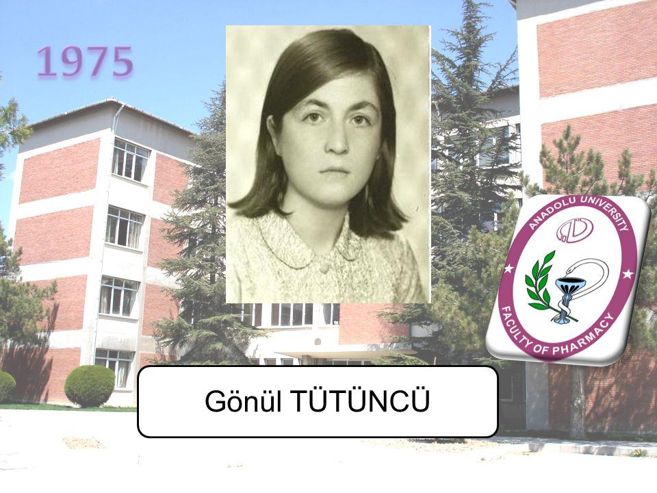 1975 Gönül TÜTÜNCÜ