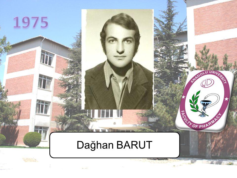 1975 Dağhan BARUT