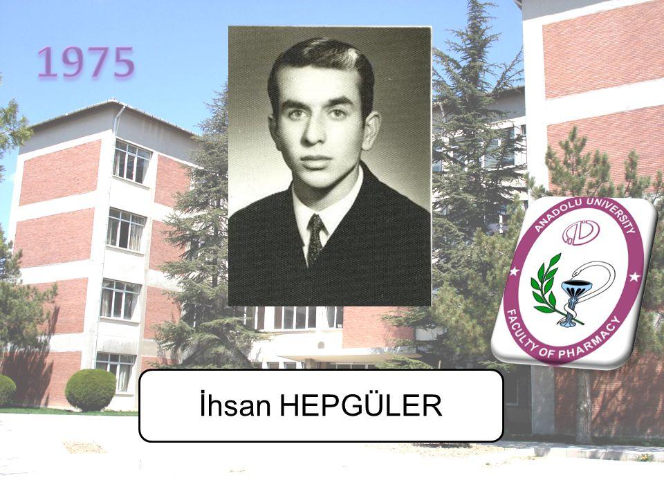 1975 İhsan HEPGÜLER