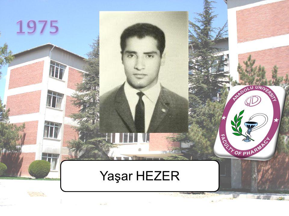 1975 Yaşar HEZER