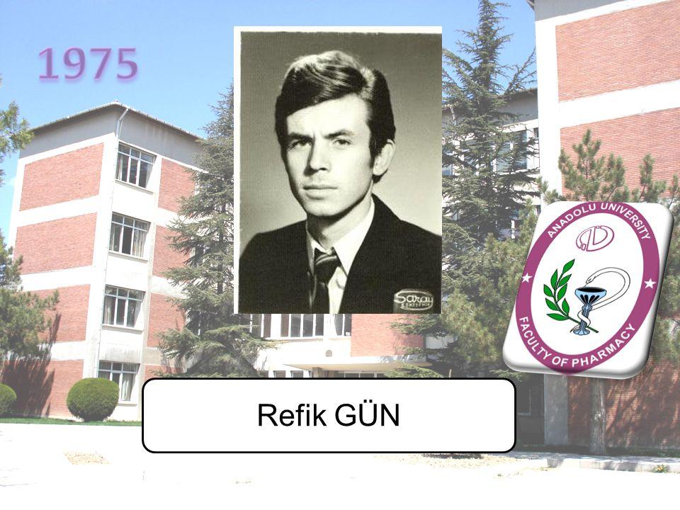 1975 Refik GÜN