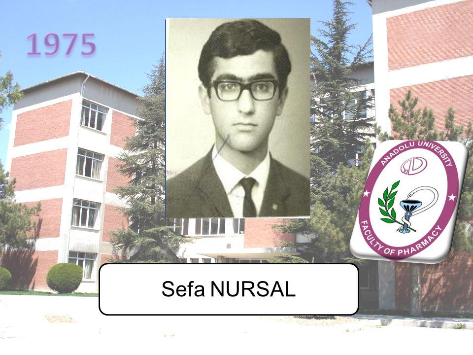 1975 Sefa NURSAL