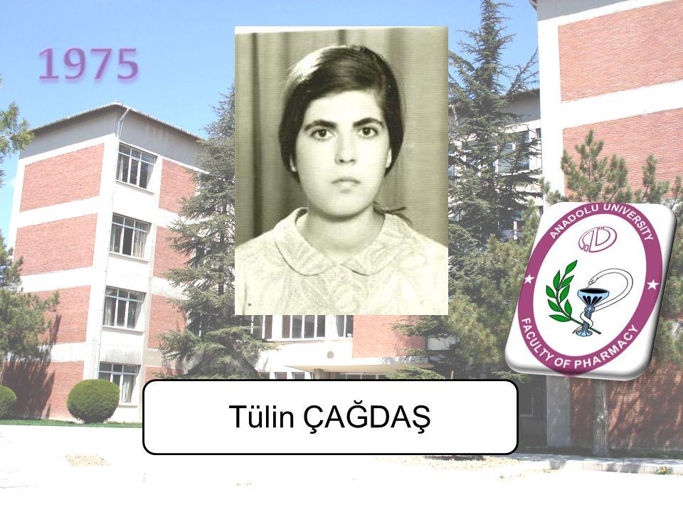 1975 Tülin ÇAĞDAŞ