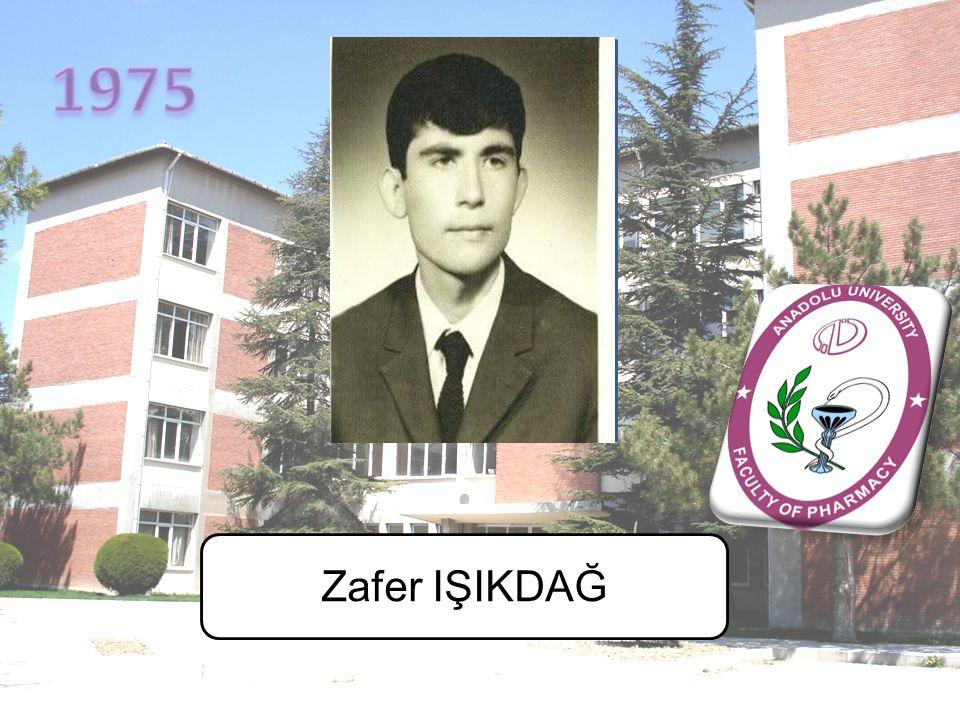 1975 Zafer IŞIKDAĞ