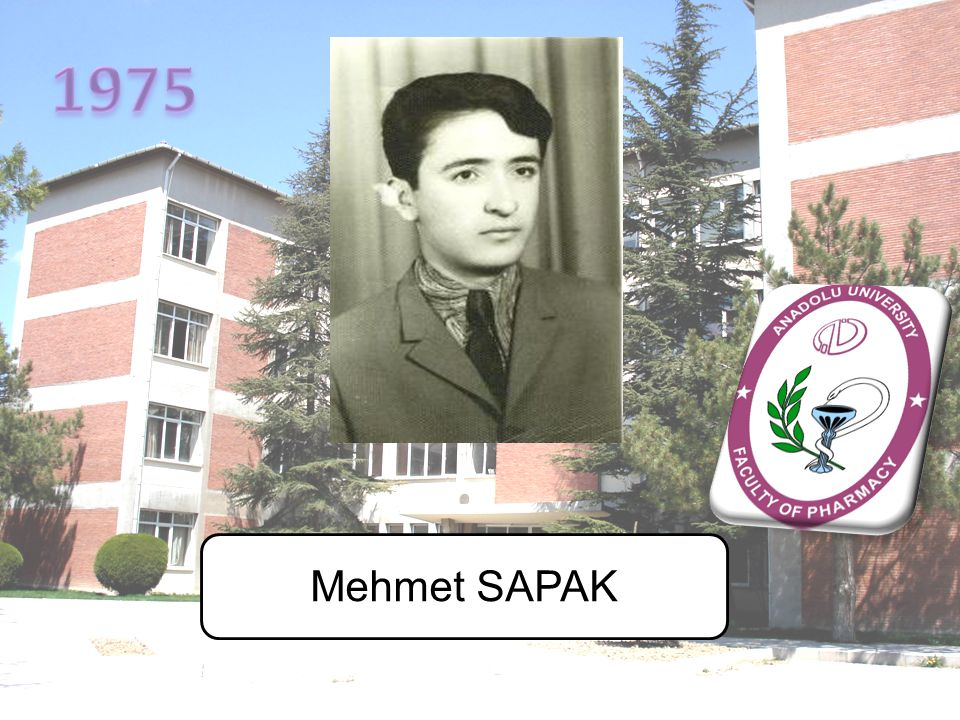 1975 Mehmet SAPAK