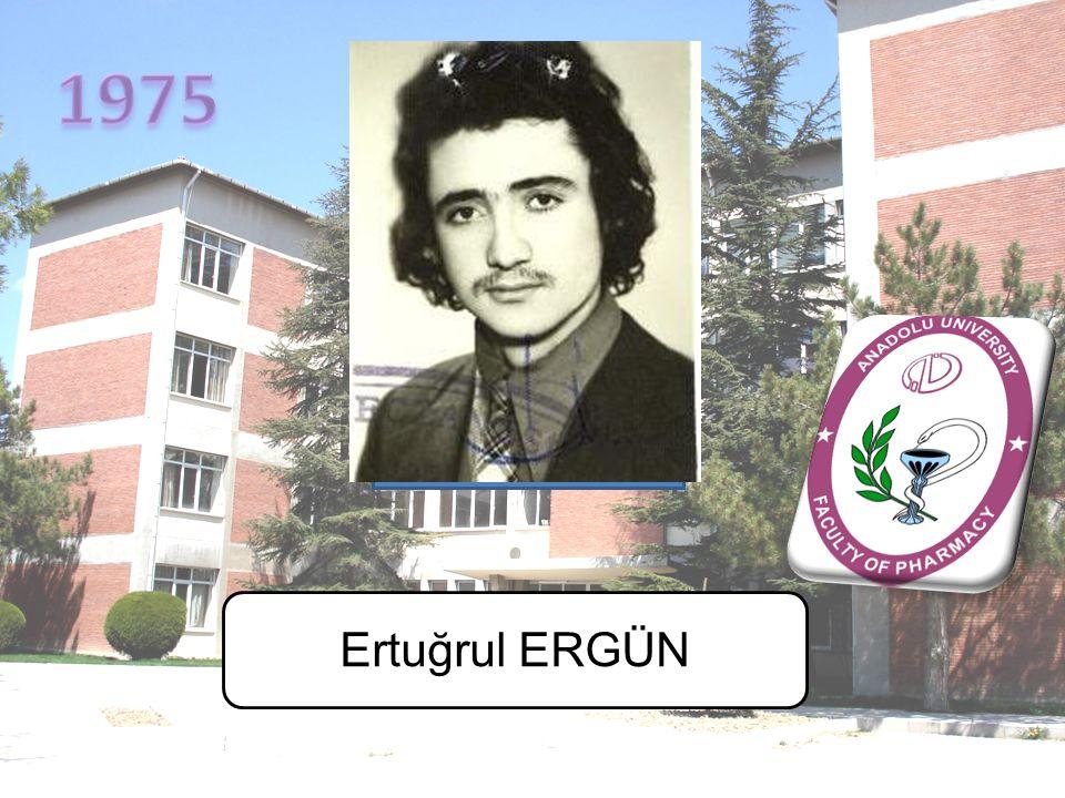 1975 Ertuğrul ERGÜN