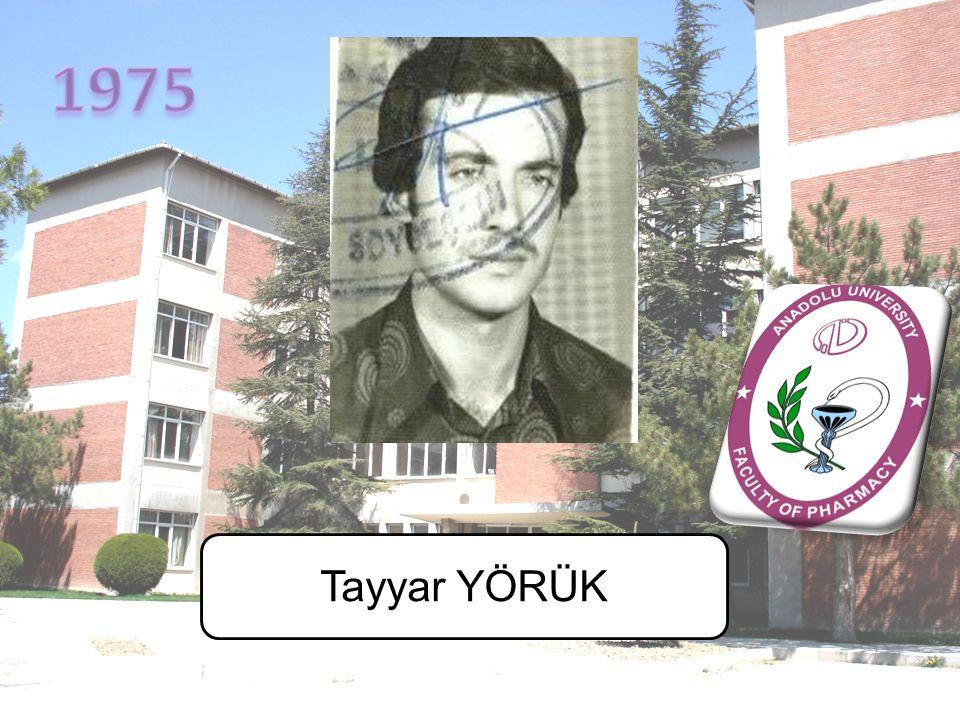 1975 Tayyar YÖRÜK