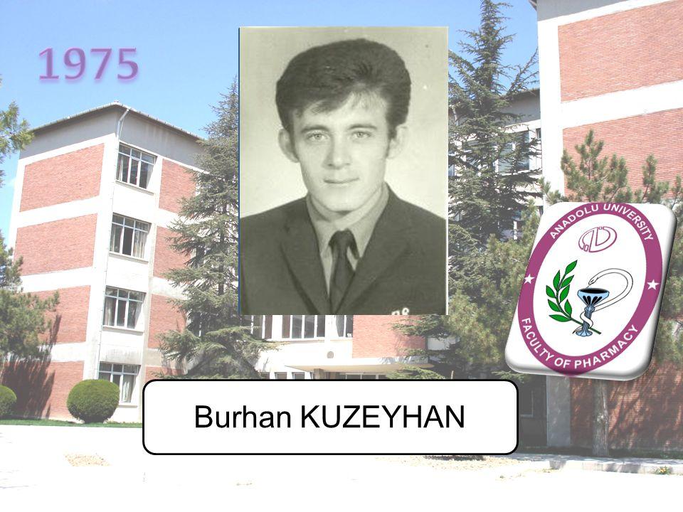 1975 Burhan KUZEYHAN