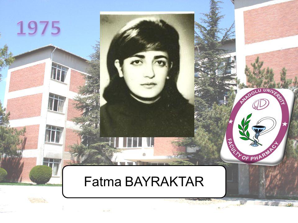 1975 Fatma BAYRAKTAR