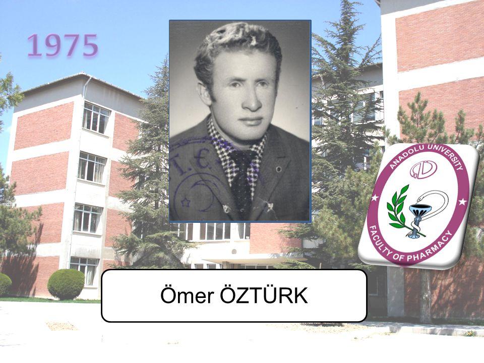 1975 Ömer ÖZTÜRK
