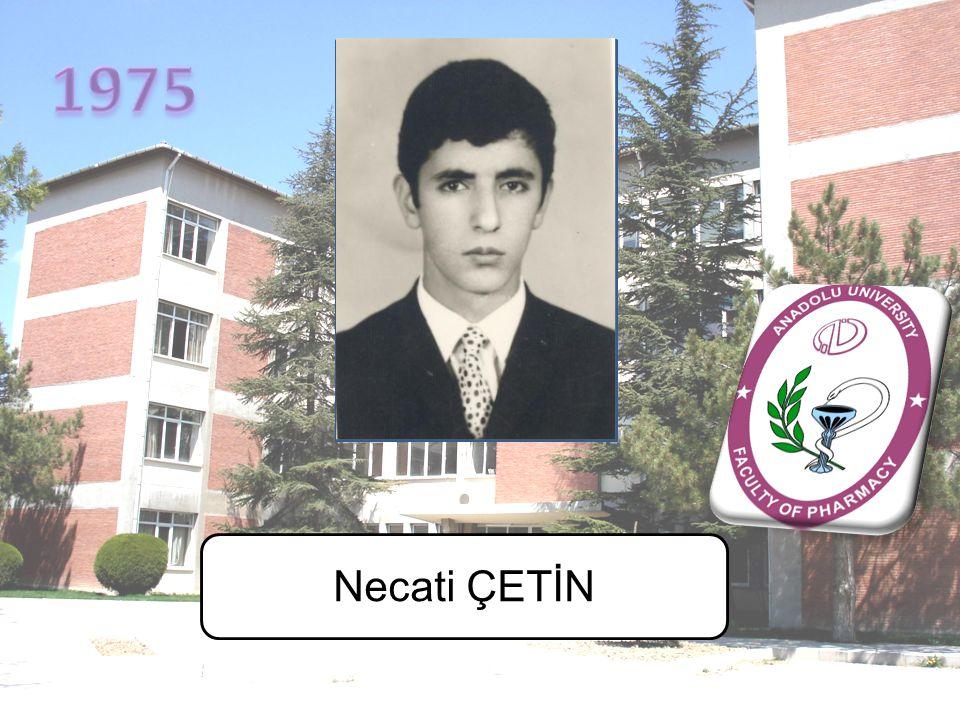 1975 Necati ÇETİN