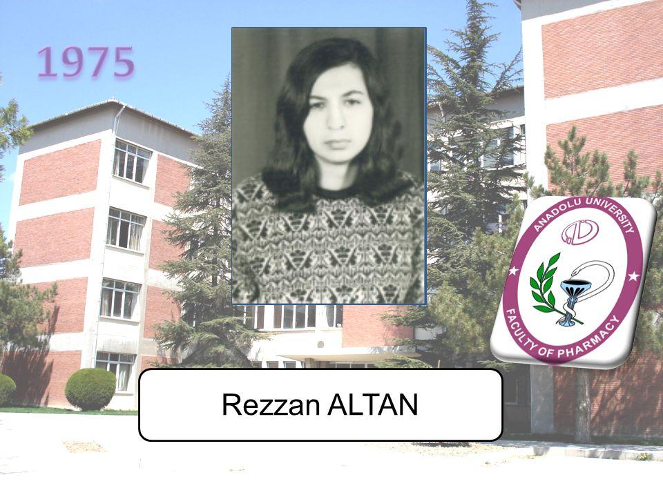 1975 Rezzan ALTAN