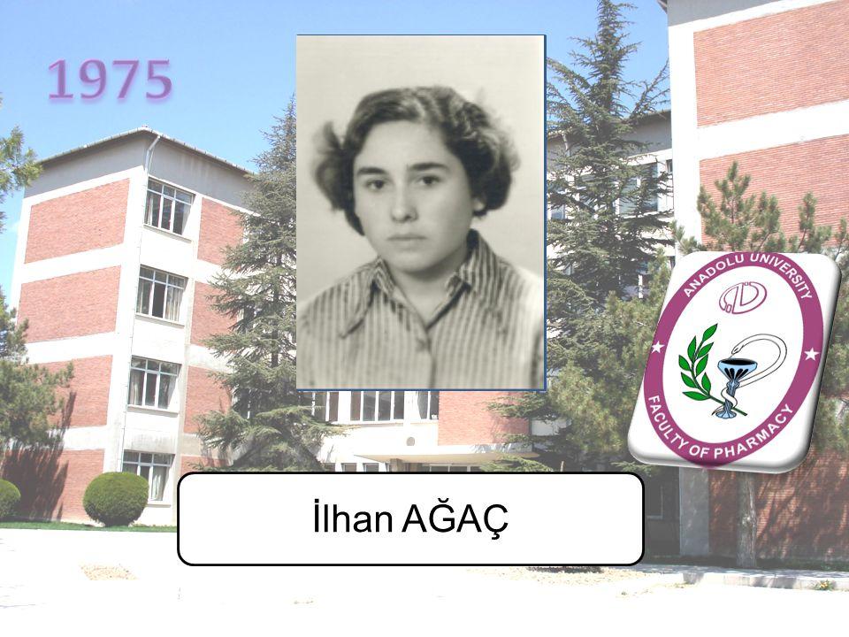 1975 İlhan AĞAÇ
