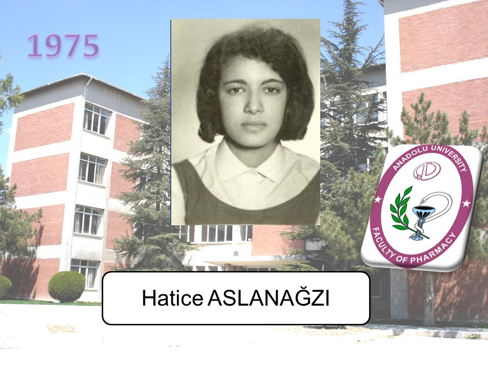 1975 Hatice ASLANAĞZI