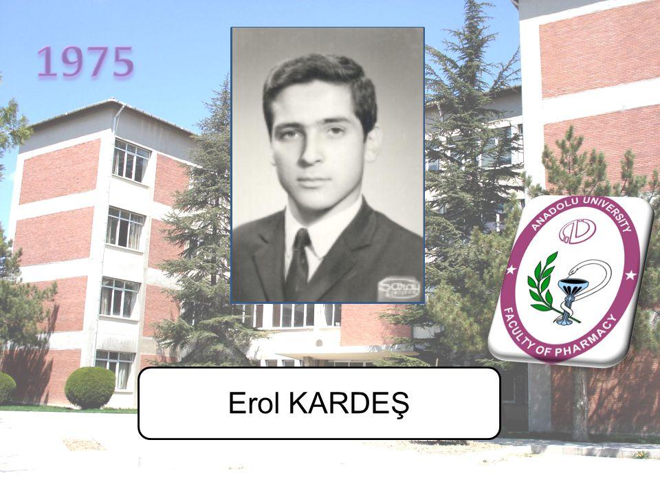 1975 Erol KARDEŞ