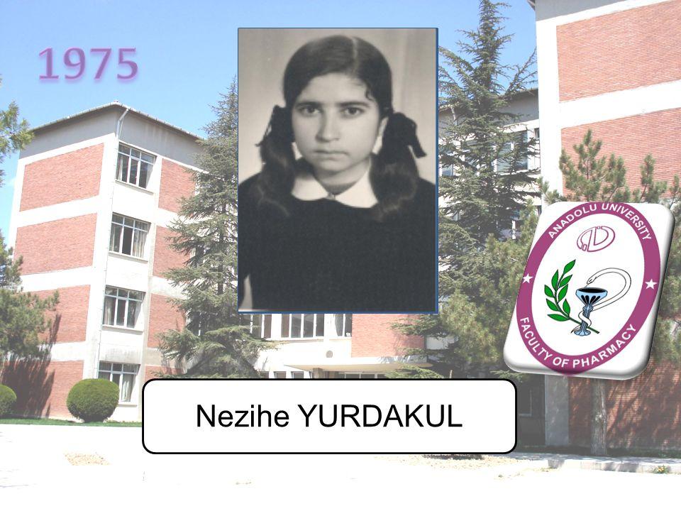 1975 Nezihe YURDAKUL